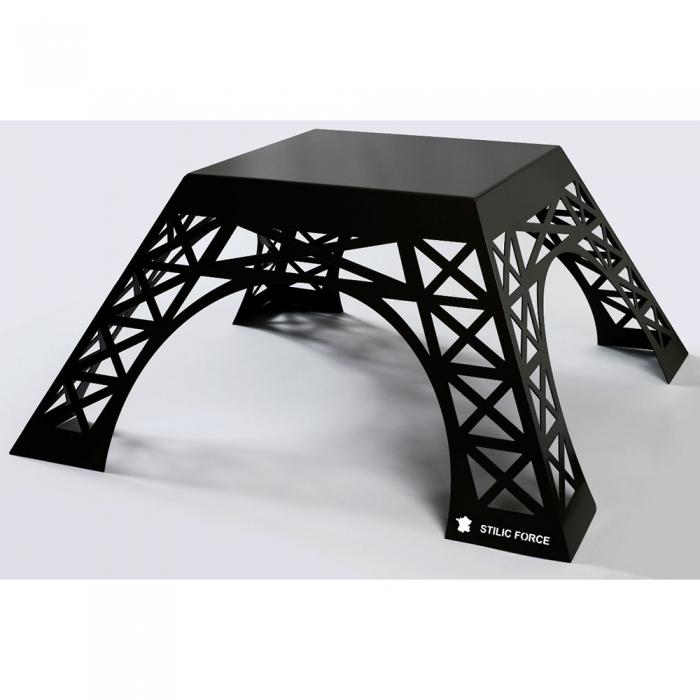 Table basse de salon vintage Eiffel By Stilic Force So French