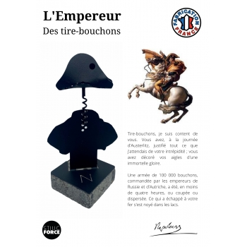L'EMPEREUR By Stilic Force So French
