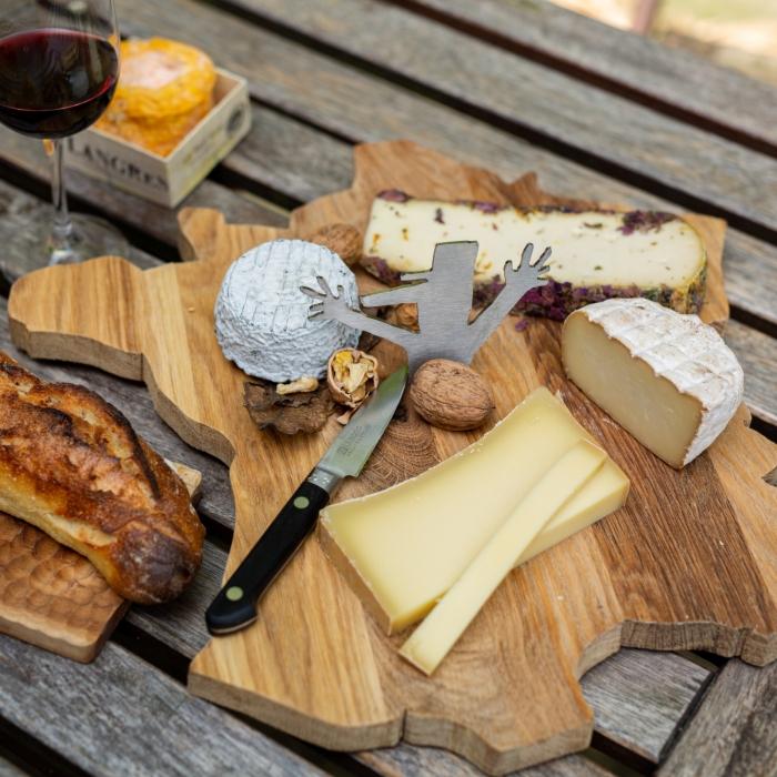 plateau de fromage de gaulle