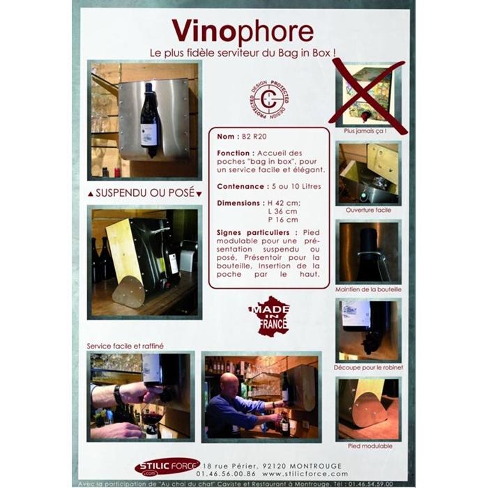 Vinophore By Stilic Force Cuisine