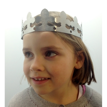Couronne Inox ! By Stilic Force Enfants