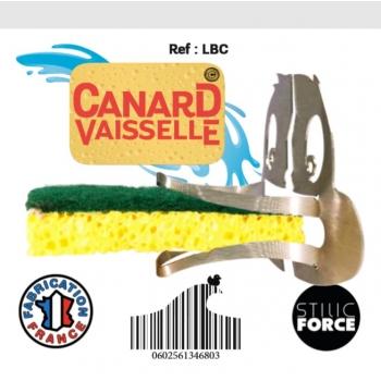 CANARD VAISSELLE By Stilic Force Nouveautés