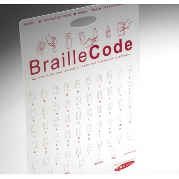 Braillecode By Stilic Force Enfants