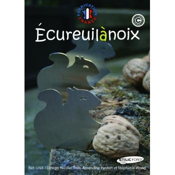 LECUREUILàNOIX By Stilic Force Cuisine