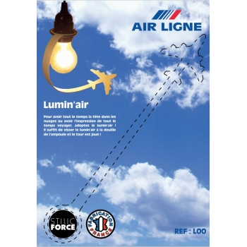 AIRLIGNE By Stilic Force Luminaire