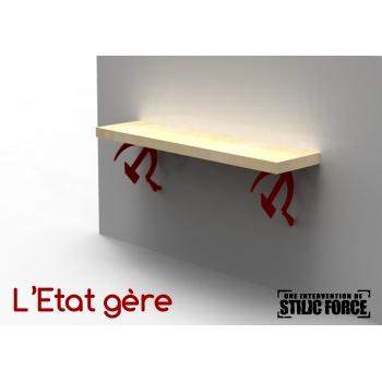 L'ETAT-GERE By Stilic Force Rangement