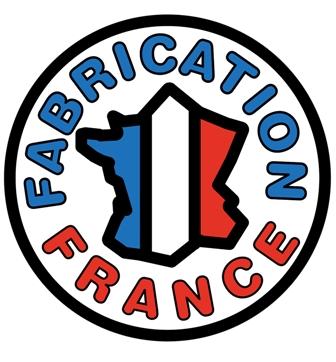 Fabrication France.